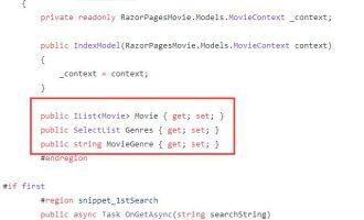 RazorPage(Razor页面)与MVC在controller与view中传递数据对比