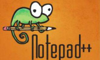 Notepad++编辑器及实用插件