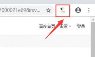 google谷歌chorme如何查看或设置网页编码