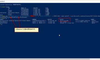 win10 docker运行linux版本mssql-server 2017错误