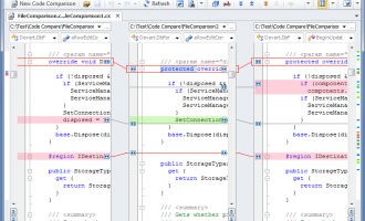 代码文件比较工具软件Code Compare