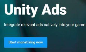 unity ads 广告
