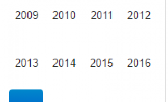 datetimepicker和datepicker日期选择器只选择年月