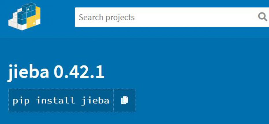 .net core 中文分词组件 开源